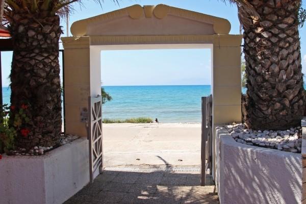 plage - Beis Beach Hôtel Beis Beach3* Corfou Grece