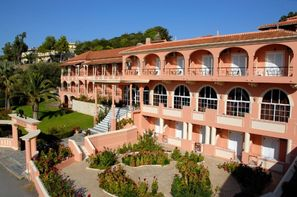 Grece-Corfou, Hôtel Prix Sympa Philoxenia 3*