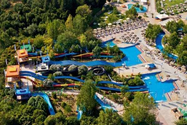 Hotel splashworld aqualand resort corfou grece promovacances - Endroit paradisiaque dans le monde ...