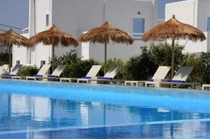 Grece-Mykonos, Hôtel Narges 4*