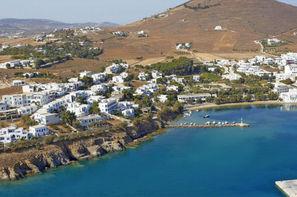 Grece-Mykonos, Hôtel Arkas Inn 4*