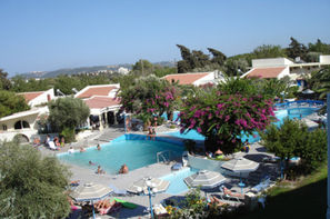 Grece-Rhodes, Hôtel Club Filerimos 3*