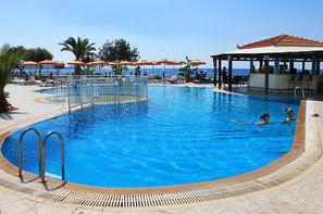 Grece-Rhodes, Hôtel Kamari Beach 4*