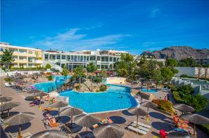 Grece-Rhodes, Hôtel Maxi Club Kiotari 4*