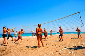 Grece-Rhodes, Club Marmara Doreta Beach 4*