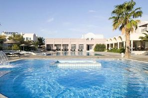 Grece-Santorin, Hôtel 9 Muses Santorini Resort / Arrivée Santorin 5*