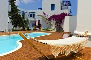 Grece-Santorin, Hôtel Apollon 2*