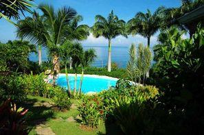 Guadeloupe-Pointe A Pitre, Hôtel Au 'Ti Sucrier + location de voiture