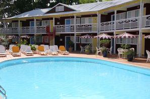 Guadeloupe-Pointe A Pitre, Hôtel La Maison Créole 3*