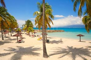 Guadeloupe-Pointe A Pitre, Hôtel Complexe Karibea Beach Resort Gosier 3*
