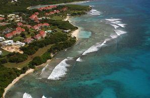 Guadeloupe-Pointe A Pitre, Résidence hôtelière Pierre et Vacances