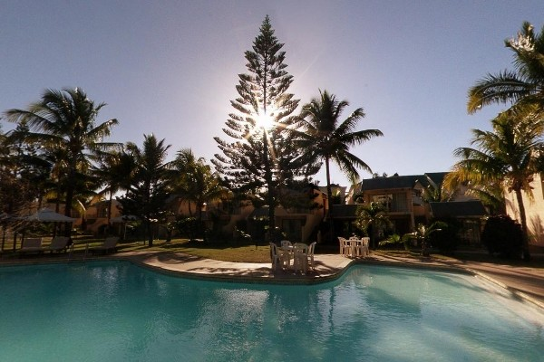 Hotel Manisa Flic En Flac Ile Maurice