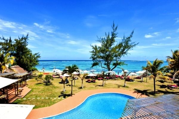 Piscine - Silver Beach Hotel Hôtel Silver Beach Hotel3* Mahebourg Ile Maurice