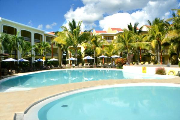 piscine - Tarisa Resort Hotel Tarisa Resort3*Sup Mahebourg Ile Maurice