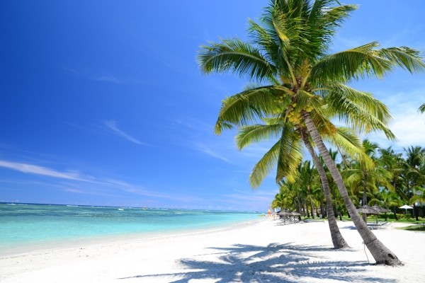 Entre mer et plage - Silver Beach Hotel Hôtel Silver Beach Hotel3* Mahebourg Ile Maurice