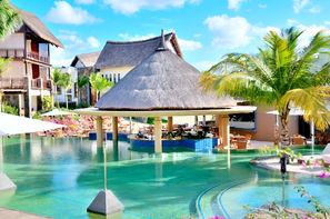 Ile Maurice-Wolmar, Hôtel Angsana Balaclava Mauritius 5*