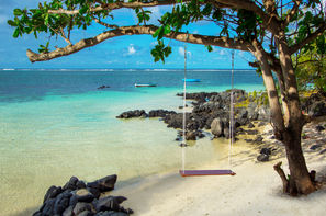 Ile Maurice-Wolmar, Hôtel Solana Beach 4*
