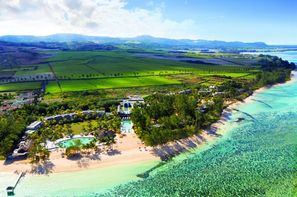 Ile Maurice-Wolmar, Hôtel Outrigger Mauritius Beach Resort 5*