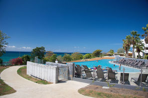 Iles Grenadines-Fort de France, Hôtel Karibea Sainte Luce Caribia 3*