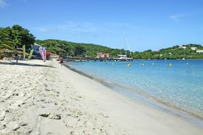 Iles Grenadines-Fort de France, Hôtel Bambou 2*