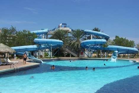 Piscine Toboggans - LagunaMar Hôtel LagunaMar5* Porlamar Isla Margarita
