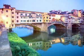 Italie - Pise, Hôtel Court Séjour Florence