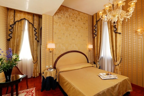 chambre - Palazzo Stern Hotel Palazzo Stern4* Venise Italie