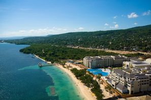 Jamaique - Montegobay, Hôtel Iberostar Rose Hall Beach / Grand Hotel