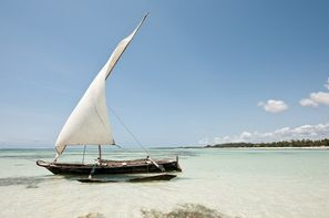 Kenya-Mombasa, Hôtel Neptune Village Beach Resort & Spa 4*