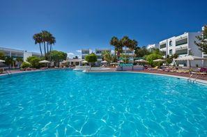 Lanzarote-Arrecife, Hôtel Appartments Oasislanz 2*