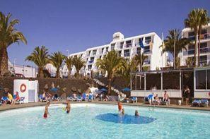 Lanzarote - Arrecife, Hôtel Los Hibiscos Appartement
