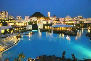 Lanzarote-Arrecife, Hôtel Volcan Lanzarote 5*