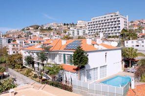 Madère-Funchal, Hôtel Estalagem Monte Verde 3*