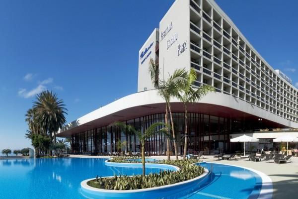 Façade de l'hôtel - Pestana Casino Park Hôtel Pestana Casino Park5* Funchal Madère