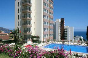 Madère-Funchal, Hôtel Dorisol : Buganvilia / Mimosa 3*