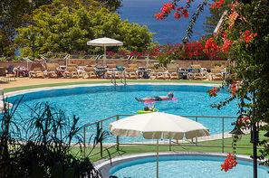 Madère-Funchal, Hôtel Girassol 4*