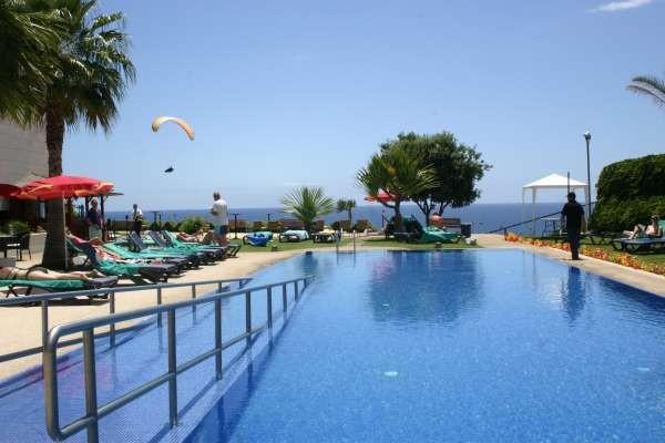 Piscine extérieure - Golden Résidence Hôtel Golden Résidence4* Funchal Madère