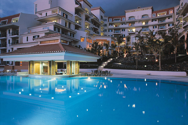 Piscine - Madeira Regency Hôtel Madeira Regency5* Funchal Madère