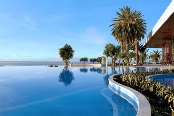 Piscine - Pestana Casino Park Hotel Pestana Casino Park Hotel & Casino5* Funchal Madère