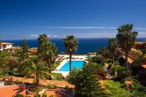 Madère-Funchal, Hôtel Quinta Splendida 4*