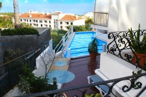 Madère-Funchal, Hôtel Residencial Vila Lusitania 3*