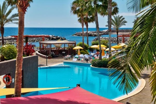 Piscine - Savoy Calheta Beach Hôtel Savoy Calheta Beach4* Funchal Madère