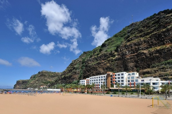 plage - Savoy Calheta Beach Hôtel Savoy Calheta Beach4* Funchal Madère