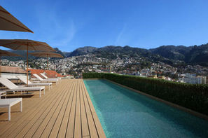 Madère-Funchal, Hôtel Castanheiro Boutique Hotel 4*