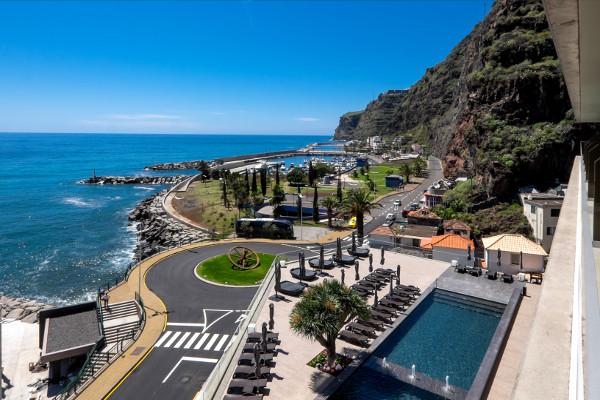 hotel saccharum resort spa 4 toiles mad re calheta