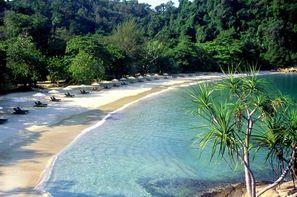 Malaisie-Kuala Lumpur, Hôtel Pangkor Laut Resort 5*