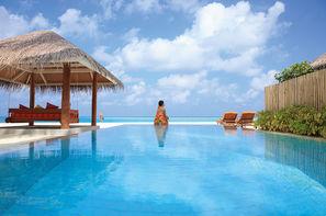 Maldives-Male, Hôtel Sun Aqua Vilu Reef 5*