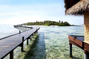 Maldives-Male, Hôtel Adaaran Hudhuran Fushi 4*