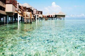 Maldives-Male, Hôtel Adaaran Prestige Vadoo resort 5* sup
