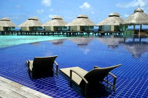 Maldives - Male, Hôtel Chaaya Reef Ellaidhoo